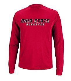 J. America® NCAA® Ohio State Buckeyes Men's Long Sleeve Tee