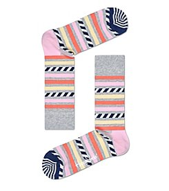 Happy Socks® Stripes & Stripes Socks