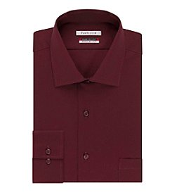 Van Heusen® Men's Big & Tall Twill Spread Collar Button Down Dress Shirt