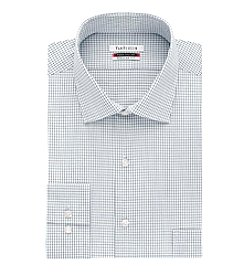 Van Heusen® Men's Big & Tall Check Spread Collar Dress Shirt