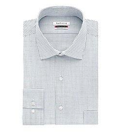 Van Heusen® Men's Big & Tall Check Spread Collar Dress Shirt