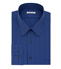 Van Heusen® Men's Big & Tall Striped Point Collar Button Down Dress Shirt