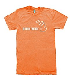 Michigan Awesome Men's Dutch Empire Short Sleeve Tee
