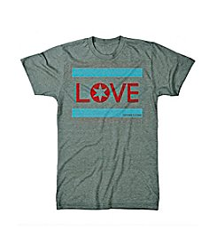 Chitown Clothing Men's Chicago Love Short Sleeve Tee