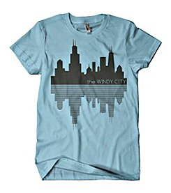 Chitown Clothing Men's Windy City Short Sleeve Tee