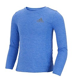 adidas® Girls' 2T-6X Pretty Strong Clima Top