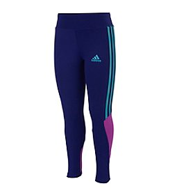 adidas® Girls' 2T-6X Toe Touch Tights