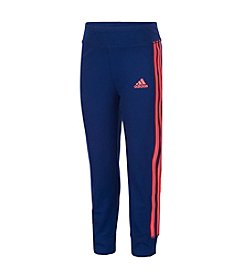 adidas® Girls' 2T-6X Jumping Jack Jogger Pants
