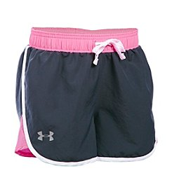 Under Armour® Girls' 7-16 Fast Lane Shorts