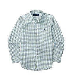 Polo Ralph Lauren® Boys' 8-20 Button-Down Poplin Shirt