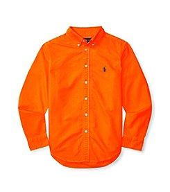 Polo Ralph Lauren® Boys' 8-20 Vibrant Button-Down Shirt