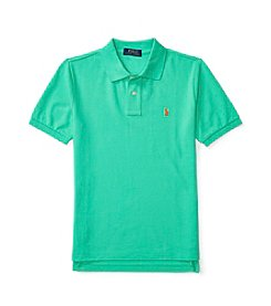 Polo Ralph Lauren® Boys' 8-20 Basic Mesh Shirt