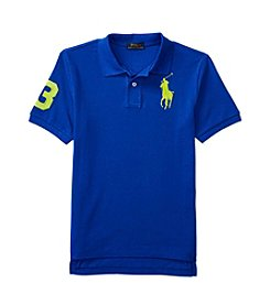 Polo Ralph Lauren® Boys' 8-20 Big Pony Knit Top