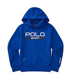Polo Ralph Lauren® Boys' 8-20 Tech Poly Fleece Hoodie