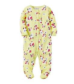Carter's® Baby Girls' Floral Footie