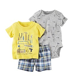 Carter's® Baby Boys' 3-Piece Handyman Set