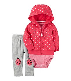 Carter's® Baby Girls' 3-Piece Ladybug Love Set