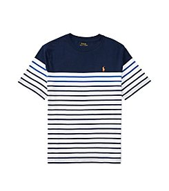Polo Ralph Lauren® Boys' 2T-7 Striped Crew Tee