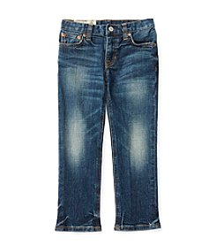 Polo Ralph Lauren® Boys' 2T-7 Skinny Fit Denim