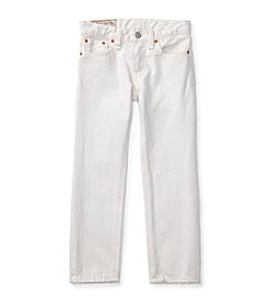 Polo Ralph Lauren® Boys' 2T-7 Skinny Denim