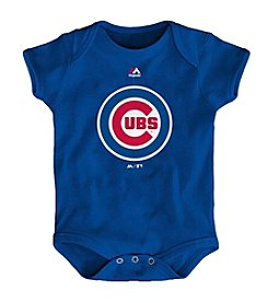 Majestic Baby Outerstuff MLB® Chicago Cubs Baby Short Sleeve Bodysuit