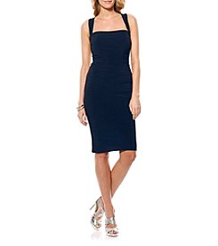 Laundry by Shelli Segal® Jersey Cocktail Dress