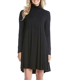 Karen Kane® Maggie Turtleneck Dress