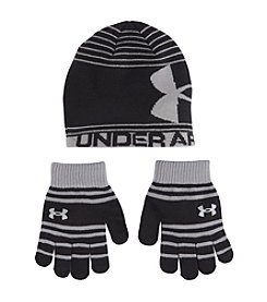 Under Armour® Beanie & Glove Combo Set