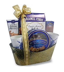 Fifth Avenue Gourmet Royal Dansk Basket