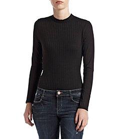 Kensie® Open Back Bodysuit