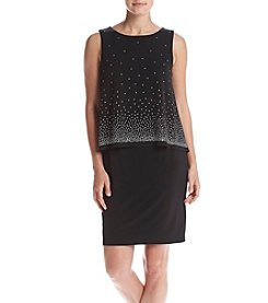 Jessica Howard® Jewel Popover Dress