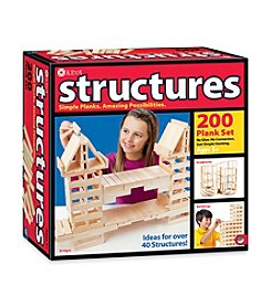 KEVA Structures 200-pc. Plank Set