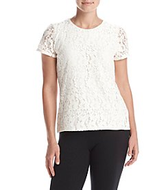Tommy Hilfiger® Lace Top