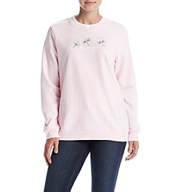 Breckenridge® Dragonfly Fleece Sweatshirt