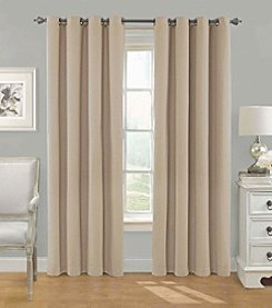 Eclipse&trdae; Nadya Solid Blackout Window Curtain