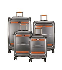 Ricardo Beverly Hills Ocean Drive Silver Luggage Collection