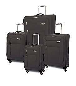 Ricardo Beverly Hills Del Mar Expandable Black Luggage Collection