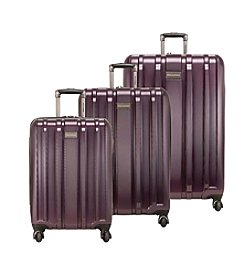 Ricardo Beverly Hills Yosemite Plum Luggage Collection