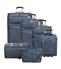 Ricardo Beverly Hills San Marcos Mid Teal Luggage Collection