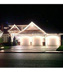 Pure Garden Solar LED String Lights