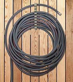 Stalwart Outdoor Hose Management Strip 50' Capacity - 2 pack