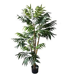 Pure Garden 5' Tropical Palm Artificial Tree