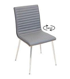 Lumisource® Mason Chair with Swivel - Set of 2