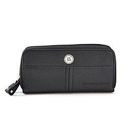 Stone Mountain® Ludlow Large Double Zip Around Wallet