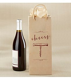 Kate Aspen Set of 12 Cheers Wine Bags