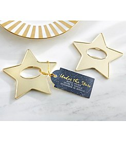 Kate Aspen Set of 12 Gold Star Bottle Openers