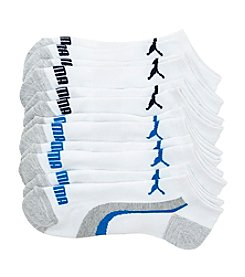 PUMA® Men's 6-Pack Low Cut Socks