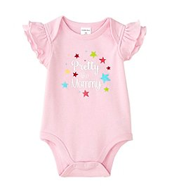 Cuddle Bear® Baby Girls' Pretty Like Mom Bodysuit