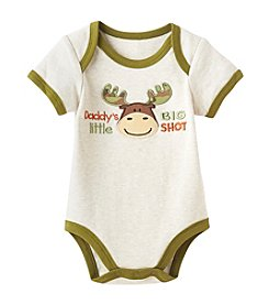 Cuddle Bear® Baby Boys' Dads Big Shot Bodysuit