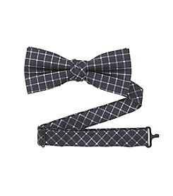 Statements Boys' Diamond Bow Tie